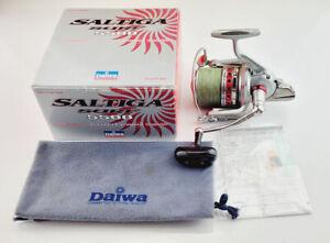 1 Boxed Daiwa Saltiga Surf 5500 Made in Japan Discontinued Spinning Reel