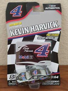 2020 Wave 6 Kevin Harvick Mobil 1 1/64 NASCAR Authentics Diecast $1 COMBINE SHIP