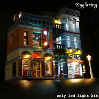 Kyglaring LED Light for LEGO 10246 Detectives Office City Creator Beleuchtungs