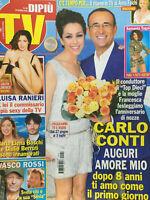 Dipiù Tv 2020 26.Carlo Conti,Alessio Boni,Michelle Hunziker,Anna Falchi,S.Togni