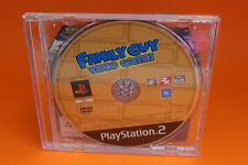 FAMILY GUY VIDEO GAME PLAYSTATION 2 PS2 (DISC ONLY) ♥♥♥FREE POST