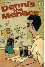 DENNIS THE MENACE #66 MAY 1963 VF