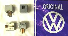 VW Audi Seat Skoda No 18 Load Reduction Relay - Part Number 191937503