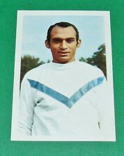 N°73 CARLOS RUITER AGEDUCATIFS FOOTBALL 1970-1971 GIRONDINS BORDEAUX PANINI