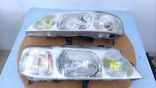 JDM Honda ACURA LEGEND 3.5 RL KA9 Headlights Pair Stanley 033-7600 light Lamp