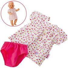 Orig. Zapf >>> Baby Born Fashion Girl Kleid mit Hose <<< 43 cm