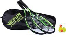 Vicfun Speed-Badmintonset 100 Premium   Federballset