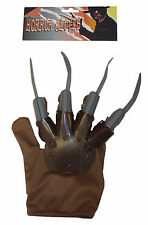 Halloween Horror Material & Plastic Claw Glove - Freddy Kruger