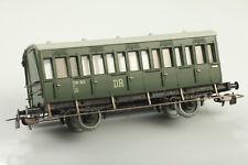 H0 PIKO JOLI Vert Wagon DR ose 530-303 boue / rayures sans emballage d'origine