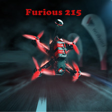 【Fast Delivery】Walkera Racing Drone Furious 215 with Camera RTF Package