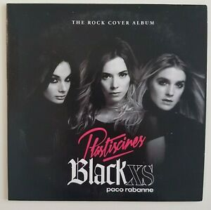 PLASTISCINES : BLACK XS ░ FRENCH CD PROMO ░  BOWIE, GEORGE MICHAEL, AIR.. COVERS