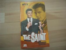 THE SAINT SET 2 TV Series Roger Moore 2001 A&E 3-Tape Set VHS NEW Sealled 007