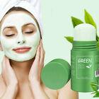 Green Tea Mask Stick Facial Cleansing Oil Acne Blackhead Control Deep Clean Pore