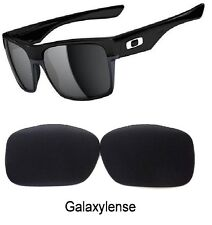 Galaxy Replacement Lenses For Oakley Twoface Sunglasses Black Polarized 100%UVAB