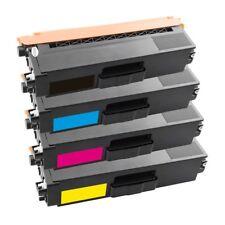 Pack 4 colores para Brother TN325BK TN325C TN325M TN325Y MFC-9460CDN MFC9460CDN