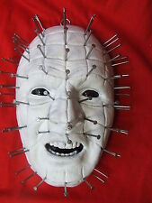 HELL RAISER PINHEAD DOUG BRADLEY FACE HORROR HALLOWEEN WALL/DOOR DISPLAY MASK