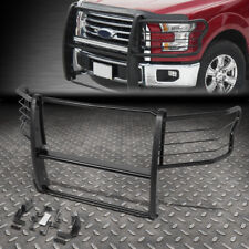 FOR 15-19 FORD F150 POWDERCOATED STEEL FRONT BUMPER BRUSH GRILLE GUARD FRAME