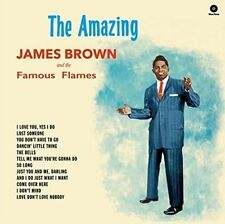 The Amazing James Brown by James Brown (R&B) (Vinyl, Jun-2016, Wax Time)