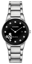 Citizen Mickey Mouse Eco-Drive Women's Watch GA1051-58W