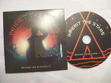 INHERIT THE STARS Beyond The Beacons EP – 2014 UK CD Card Sleeve – Indie Rock