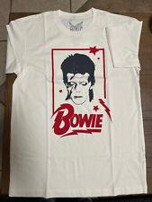 Brand New David Bowie T Shirt