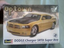 Revell (85-4225) 1/25 Scale Uptown 07 Dodge Charger SRT8 Super Bee (2008) FS/New