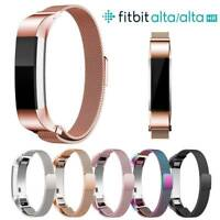 For Fitbit Alta Stainless Steel Replacement Wristband Watch Band Strap Bracelet