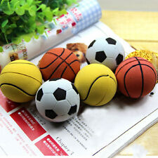 Safety Pet Toy Cat Dog Chew Training Toy Rubber Elastic Basketball