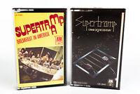 Supertramp: Breakfast In America & Crime of The Century Cassette Tapes