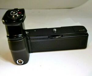 Minolta motor drive 1 grip battery winder ( AS IS parts or repair)