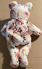 Ken Griffey Jr. #24 Salvino's Bammers 4th of July 1999 Plush Bear Beanie