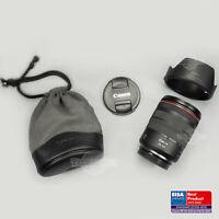 Canon RF 24-105mm f4 L IS USM Pro Lens for EOS R5 R6 R Mirrorless Digital Camera