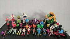 Vintage Ghostbuster Lot Ghosts, Stay-Puft, Vehilces and the Busters 1984-1987