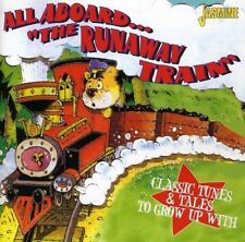 ALL ABOARD THE RUNAWAY TRAIN-CLASSIC TUNES & TALES - PERRY COMO - CD NEW+