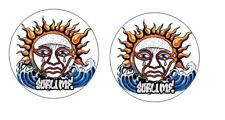 Sublime - 2 Button Badge Set-Collector's-Pinback Style-Weeping- Licensed New