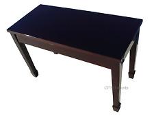 NEW!! Mahogany Wood Top Piano Bench/Stool/Chair