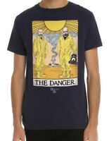 Breaking Bad THE DANGER TAROT CARD HEISENBERG T-Shirt NEW Authentic XS-3XL