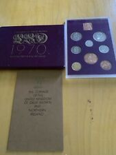 More details for coinage of great britain  and northern ireland 1970  set