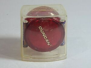 Vintage New Working Red Duncan Lighted Satellite Yo-Yo Light Up Made in USA