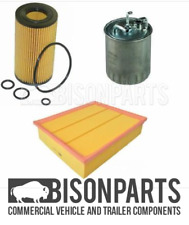 """FITS MERCEDES VITO 108 CDI (2000 - 2006) AIR, OIL & FUEL SERVICE FILTER KIT"