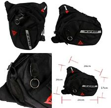 New Drop Leg Bag Package Knight Waist Backpack For Bike Cycle Motorcycle r#