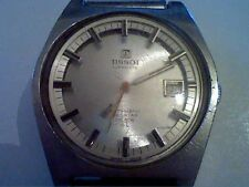 VINTAGE TISSOT VISODATE SEASTAR PR 516 AUTOMATIC WATCH RUNS