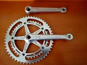 Campagnolo Gran Sport crankset 170 mm 52/42t