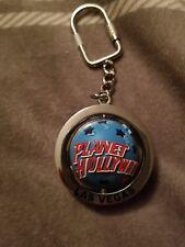Planet Hollywood Las Vegas globe keychain...