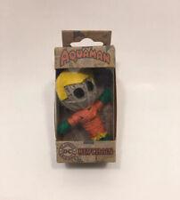 DC Comics Aquaman 2.5 Inch String Voodoo Doll Keychain Charm/ Figurine