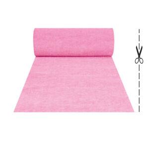 OLIVO.shop - Passatoia rosa nuziale per matrimonio evento chiesa o Natale 1 mt