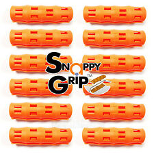 SNAPPY GRIP Egonomic Replacement Bucket Handles 12 ORANGE