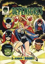 LOS DEFENSORES mundi comics 81 - nº 2 (E.C.= 8/10)