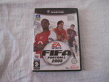 Jeu Nintendo Gamecube FIFA Football 2005