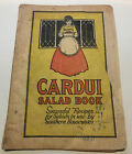 1923 Cookbook Cardui Salad Book Chattanooga Medicine Co Chattanooga TN